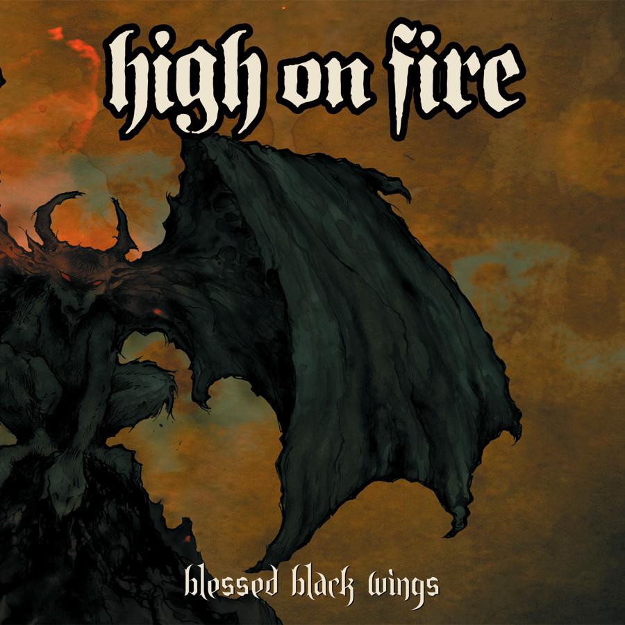 Blessed Black Wings
