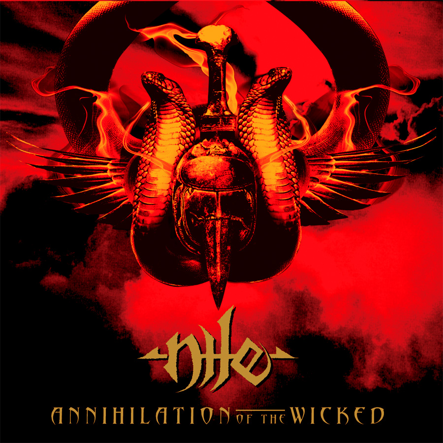 Nile Quot Annihilation Of The Wicked Quot 2x12 Quot Relapse Records