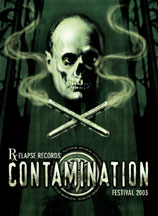 Relapse Records Contamination Fest 2003