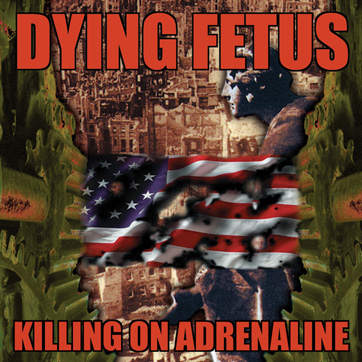 Killing on Adrenaline (Reissue)