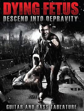 Descend Into Depravity Tab Book