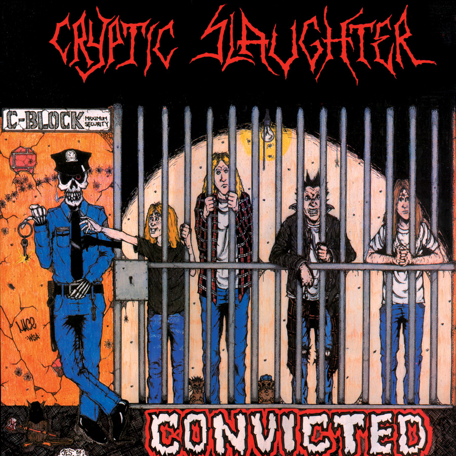 Convicted LP Reissue