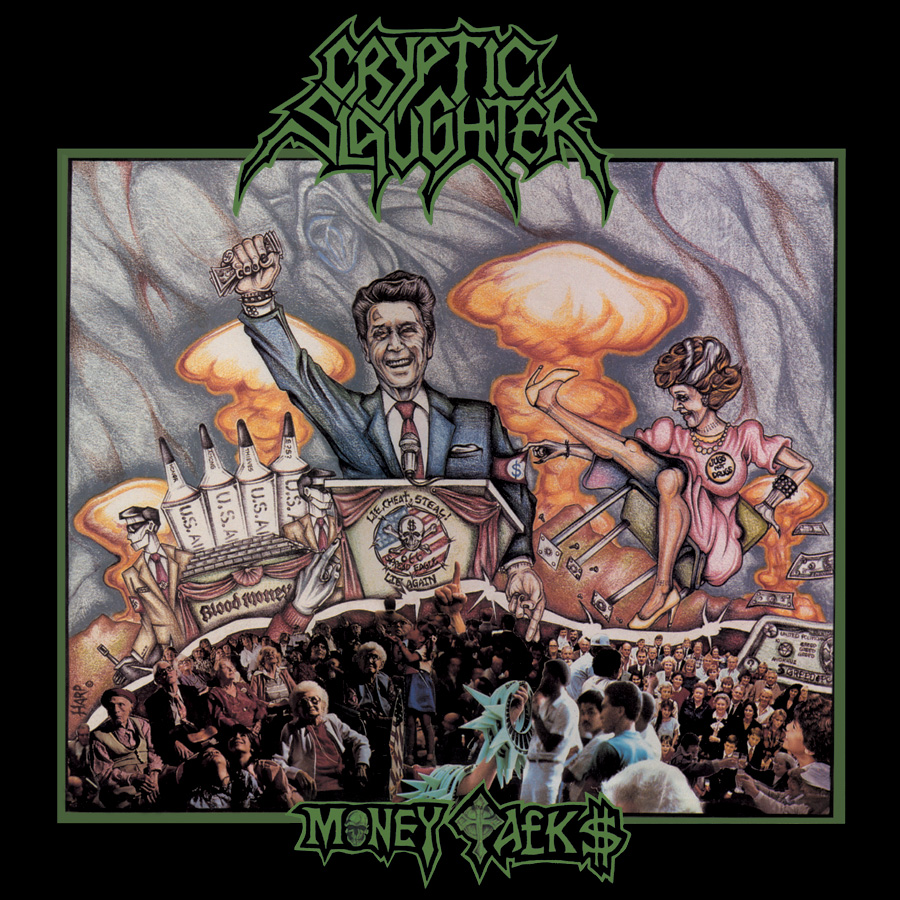 Money Talks LP Reissue