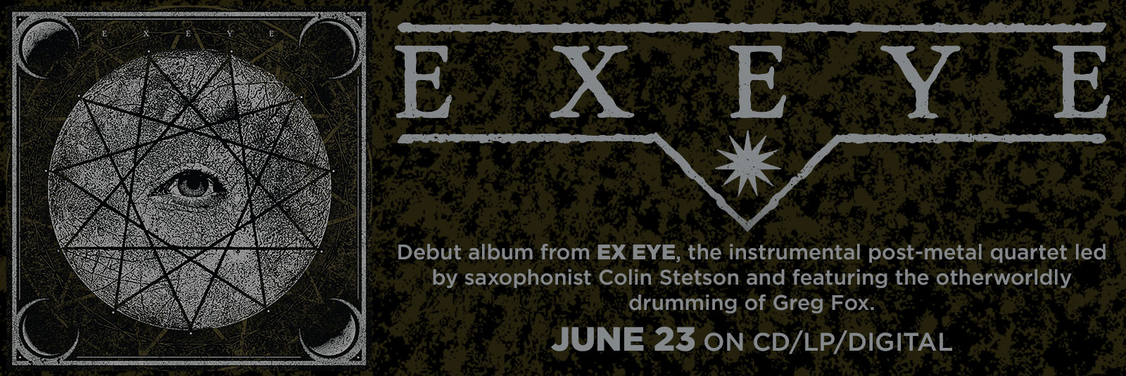 ex eye band, ex eye, relapse, experimental metal, secret chiefs 3