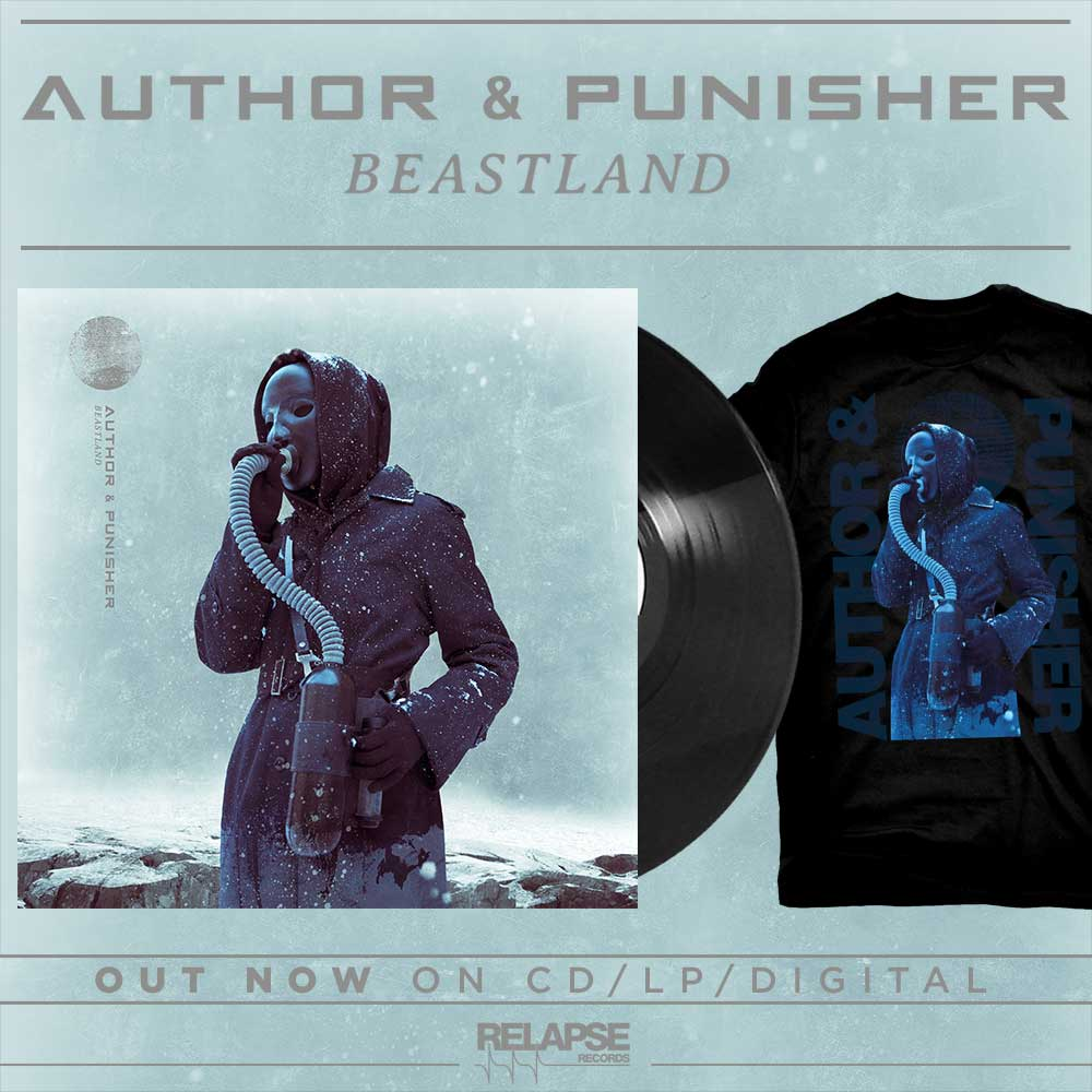 author-and-punisher-beastland-industrial-metal-out-now