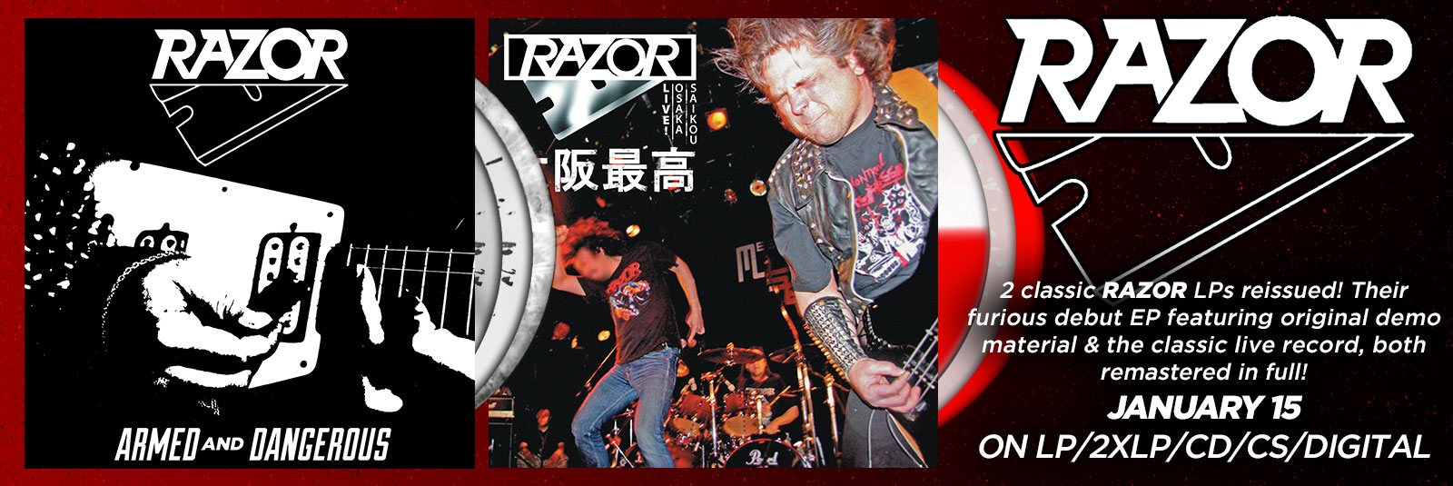 razor-thrash-metal-armed-and-dangerous-live-osaka-relapse-records