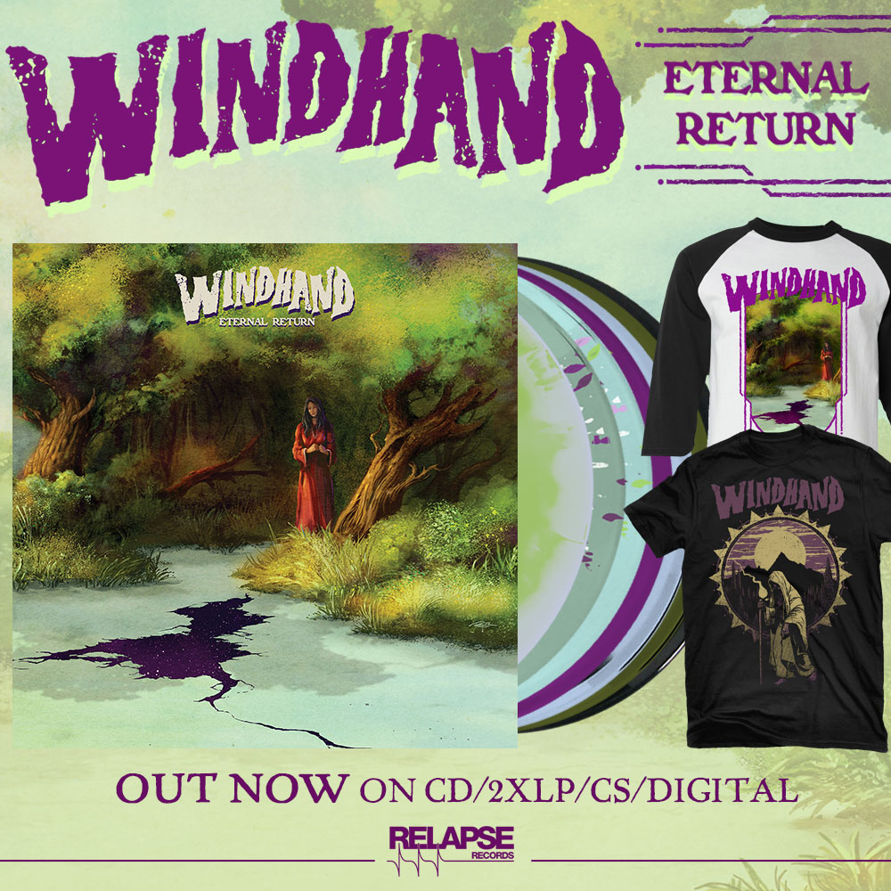 windhand-eternal-return-doom-metal-out-now