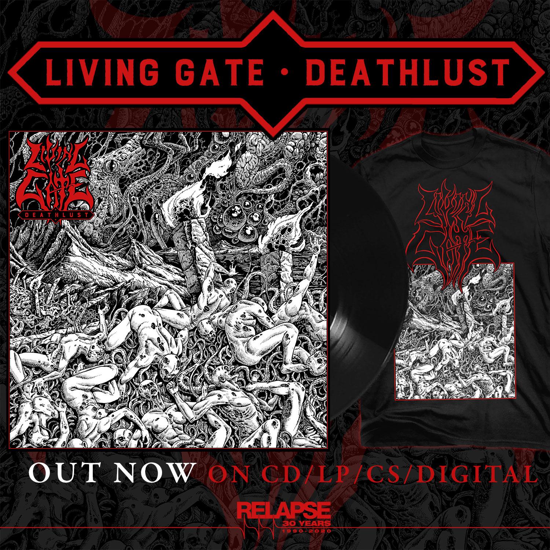living-gate-deathlust-death-metal-yob-amenra-oathbreaker-wiegedood-relapse