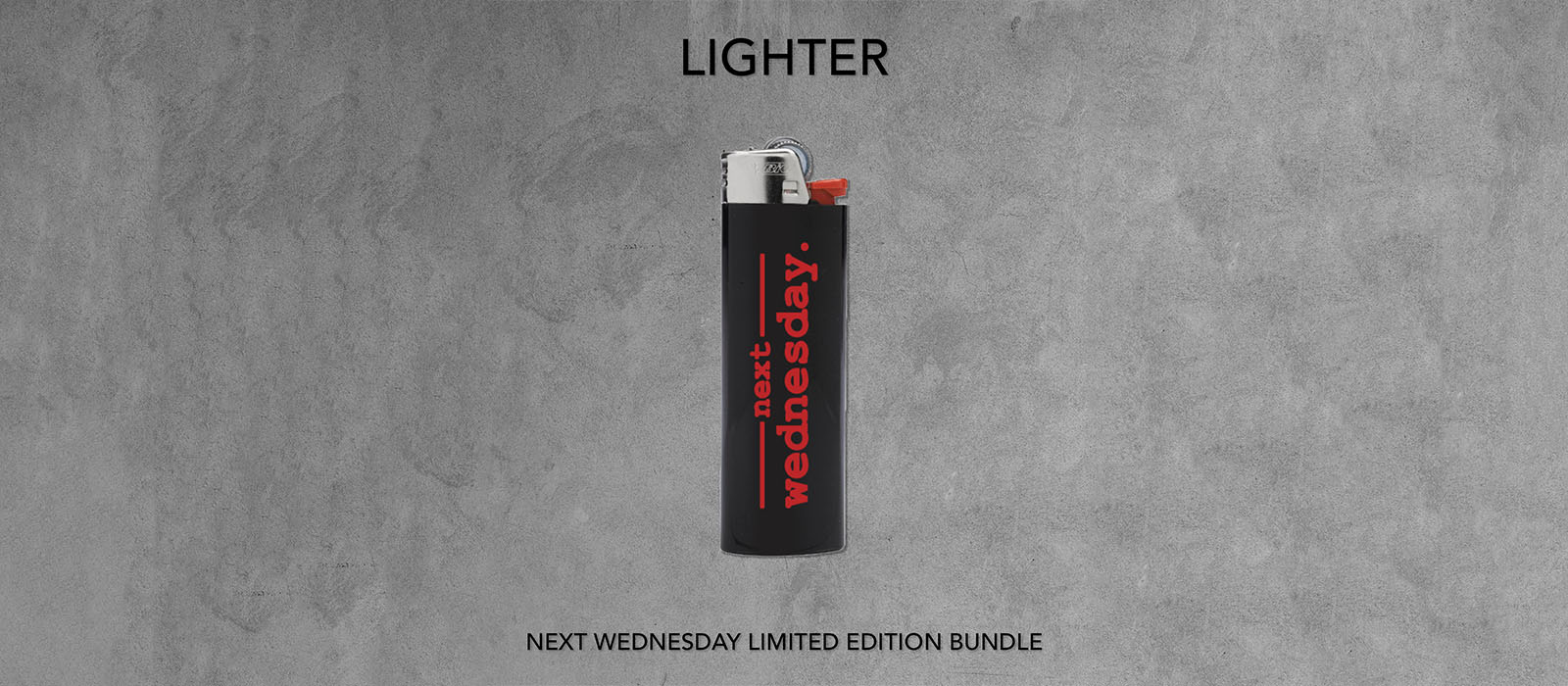 Next Wed Lighter