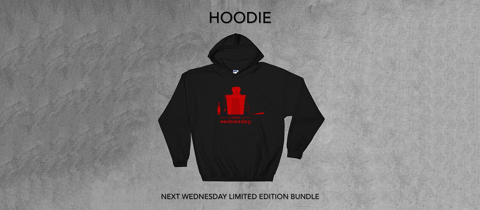Next Wed Hoodie