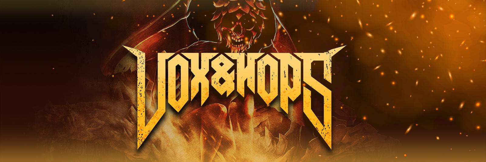 vox & hops webstore