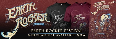 Earth rocker festival