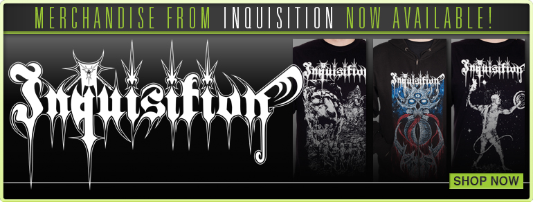 New Inquisition Merch Available