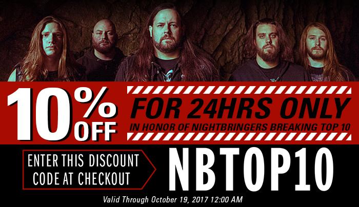Nightbringers 10% Off