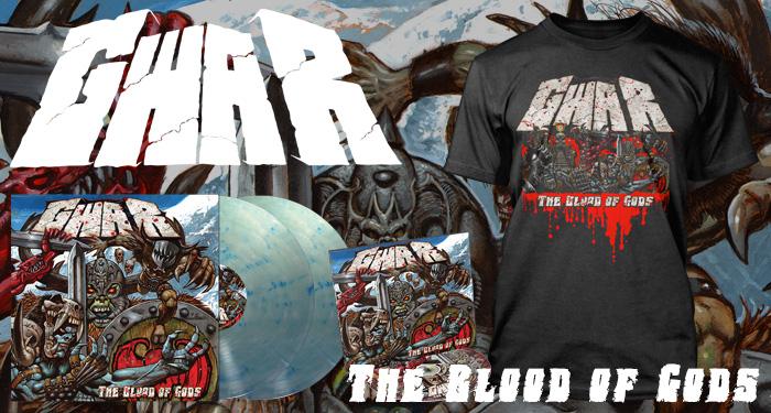 GWAR 'The Blood of Gods'