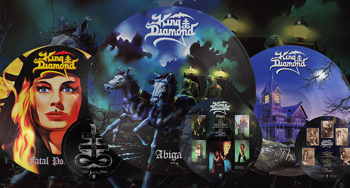 King Diamond 'Picture Disc'