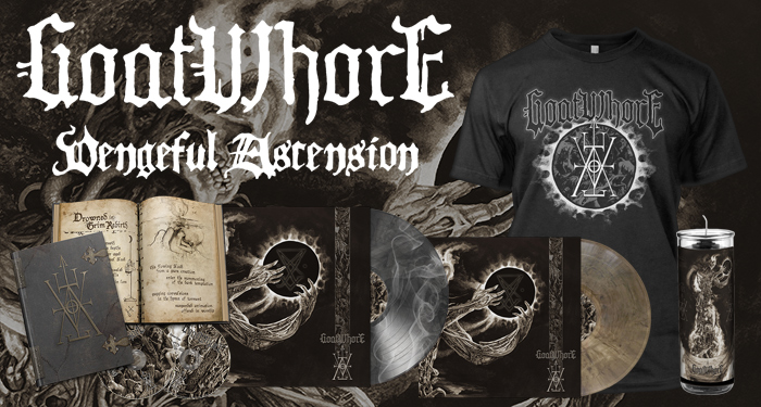 Goatwhore 'Vengeful Ascension'