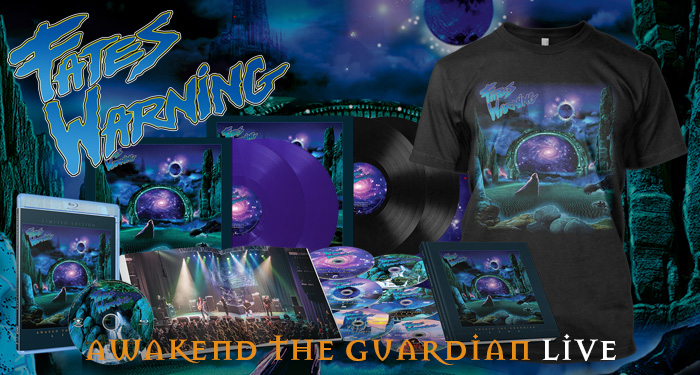 Fates Warning 'Awaken the Guardian Live'