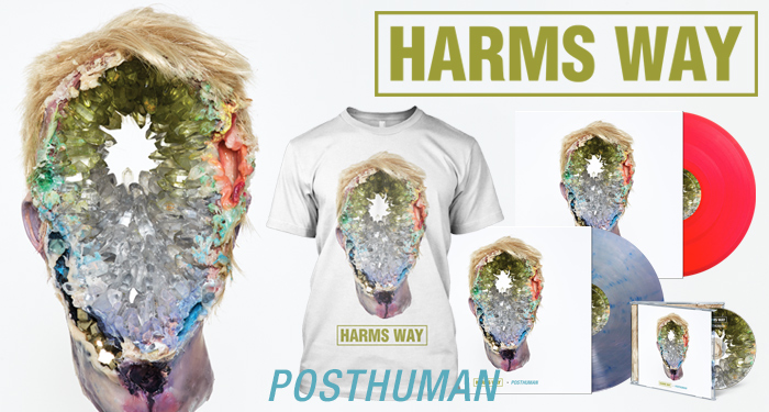 Harms Way 'Posthuman'
