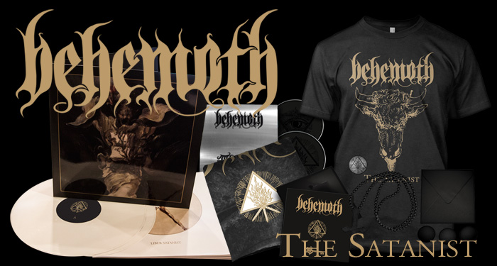 Behemoth 'The Satanist'