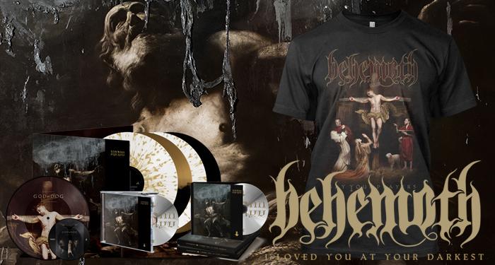 Behemoth 'I Loved You at Your Darkest'
