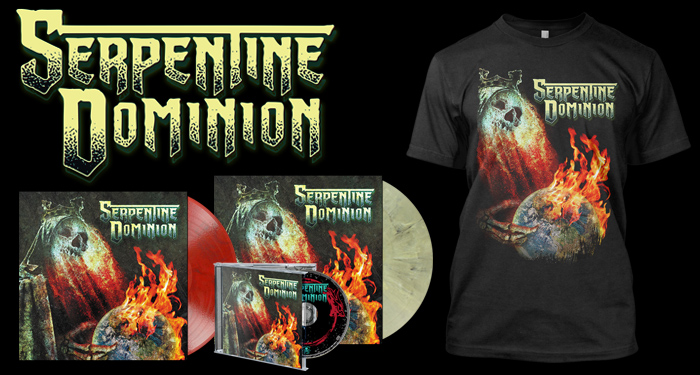 "Serpentine Dominion ""Serpentine Dominion"" Pre-Orders"