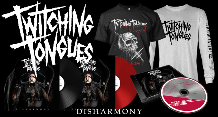 Twitching Tongues 'Disharmony'