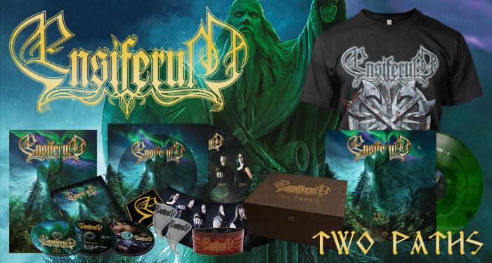 Ensiferum 'Two Paths'
