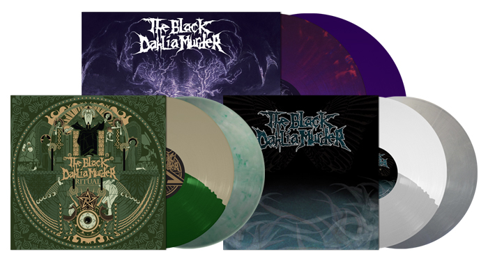 The Black Dahlia Murder LPs