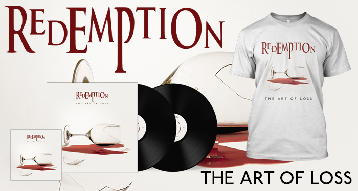 Redemption 'The Art of Loss' Pre-Order