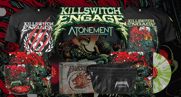 Killswitch Engage 'Atonement'