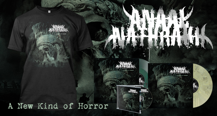 Anaal Nathrakh 'A New Kind of Horror'