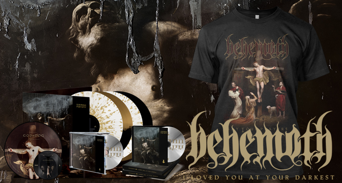 Behemoth 'I Loved You at Your Darkest'