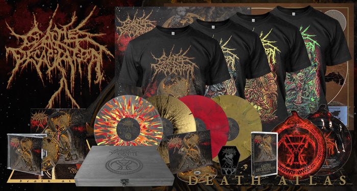 Cattle Decapitation 'Death Atlas'