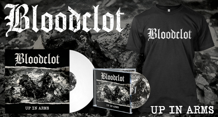 Bloodclot 'Up in Arms'