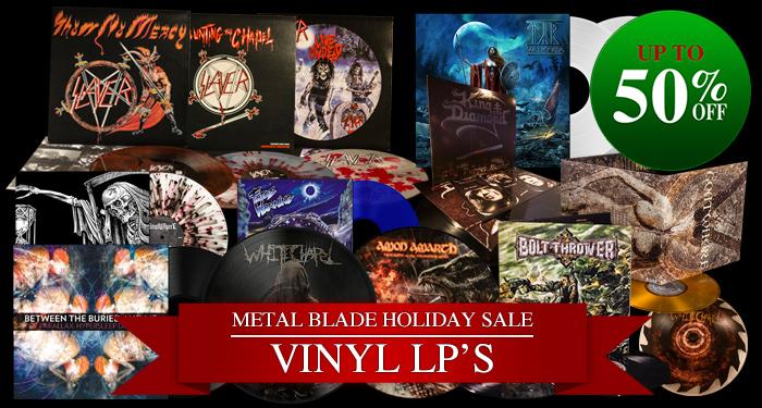 Holiday Sale - Vinyl LP's