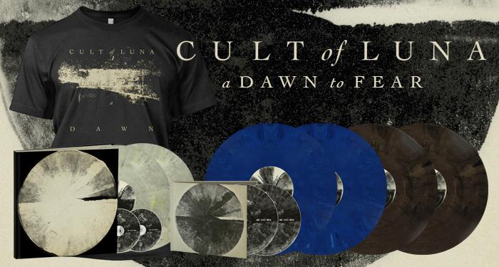 Cult of Luna 'A Dawn to Fear'