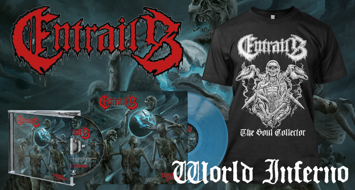 Entrails 'World Inferno'