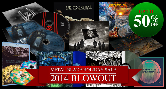 2014 Holiday Blowout Sale