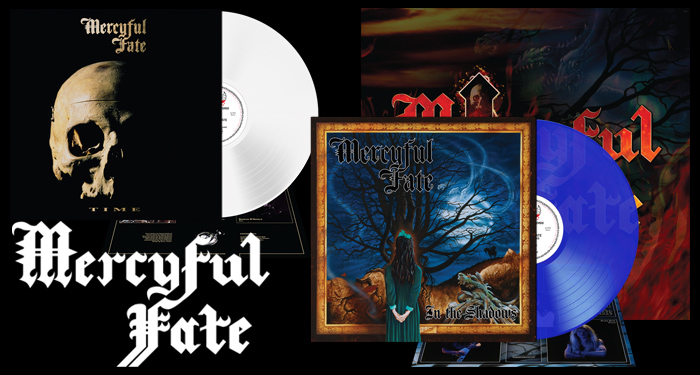 Mercyful Fate LP's