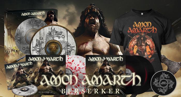 Amon Amarth 'Berserker'