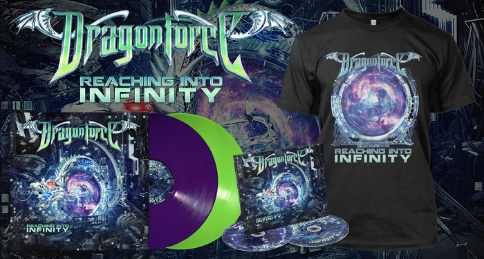DragonForce 'Reaching into Infinity'