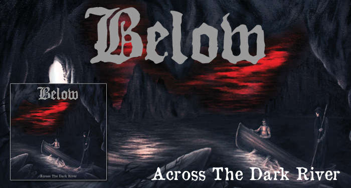 Below 'Across the Dark River'