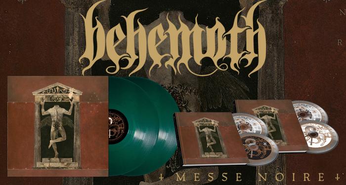 Behemoth 'Messe Noire'