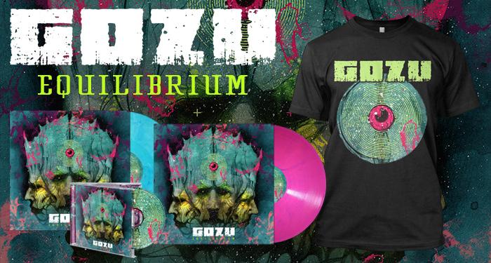 Gozu 'Equilibrium'