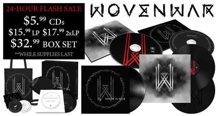 Wovenwar Flash Sale