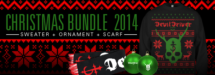 DevilDriver Christmas Bundle
