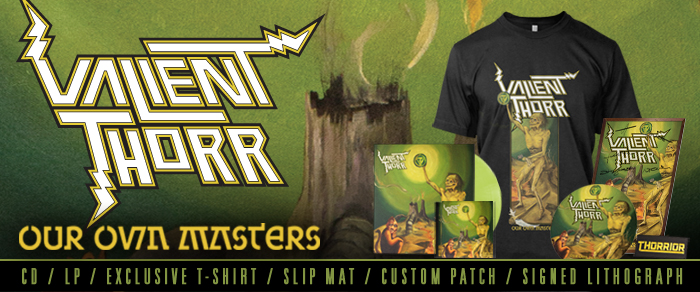 OUR OWN MASTERS PRE ORDER AVAILABLE NOW!