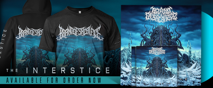 Brand of Sacrifice - The Interstice