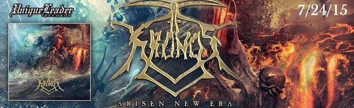 Kronos-Arisen New Era 7/24/2015